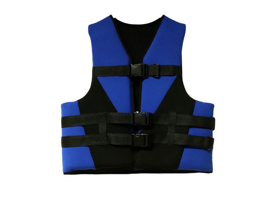 China Blue Surfing Sport Life Jackets Eco Friendly Customized Size For Kids Children supplier