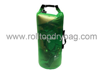 China 10l Roll Up Travel Dry Pack Bag , Camping Waterproof Floating Dry Bags supplier