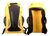 Custom Dry Bag Backpack 25 Liter 500d Pvc Tarpaulin Material For Swimsuit
