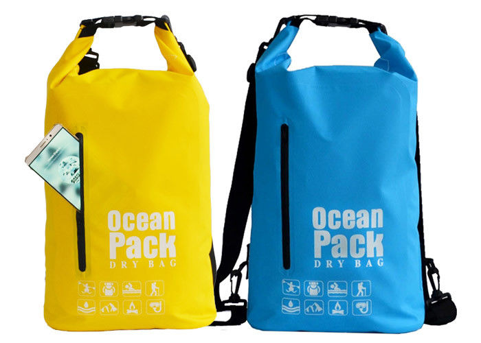 21f782d1c2 Fishing Sailing Dry Bags Waterproof Backpack 56 X 36 Cm Multi Color Optional