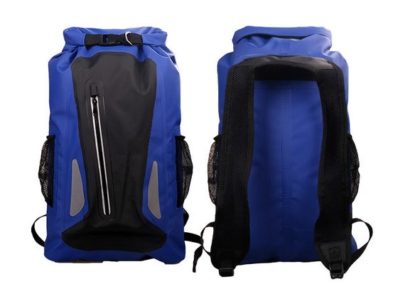 Outdoor Sports Dry Pack Rucksack ,  Dark Blue Floating Dry Bag Lightweight