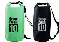 Custom Printed Roll Top Dry Bag Waterproof Multi Color For Cycling Hiking