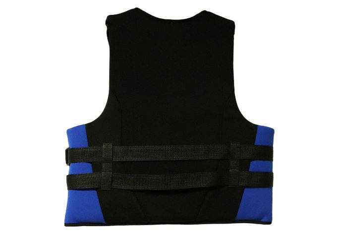 Blue Surfing Sport Life Jackets Eco Friendly Customized Size For Kids Children